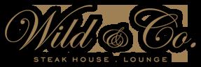 wild & co logo restaurant lounge