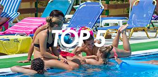 top 5 albufeira