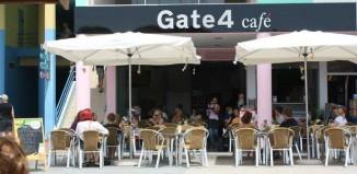 gate 4 café