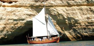 piraten boot albufeira