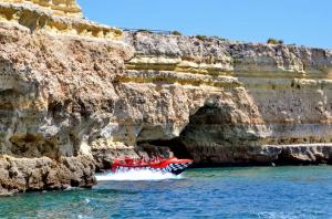 Jetboat albufeira powerboot